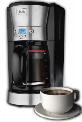 Melitta-46893A-12-Cup-Programmable-Coffeemaker-with-Frustration-Free-Packaging-0