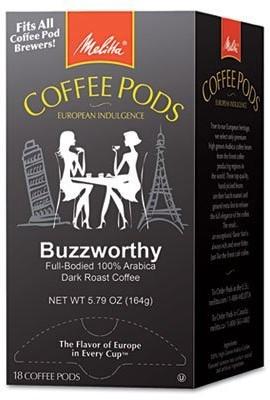 Melitta-75412-Buzzworthy-18-Pack-of-Coffee-Pods-Dark-Roast-0