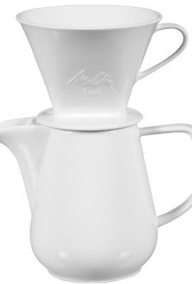 Melitta Pour Over Coffee Maker Porcelain : Coffee Consumers Mr. Coffee WF10 Water Filter