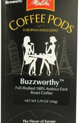 Melitta-Coffee-Pods-Buzzworthy-Dark-Roast-18-Count-Pack-of-4-0