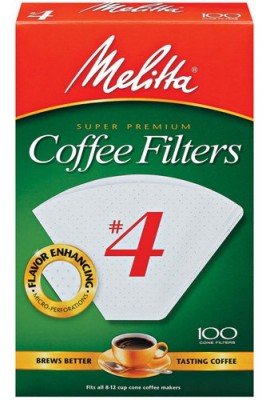Melitta-Cone-Coffee-Filters-White-No-4-100-Count-Filters-Pack-of-6-0