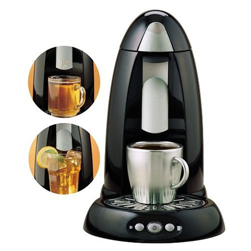 Coffee Consumers Melitta MES2B One:One Single Serve Coffeemaker, Black