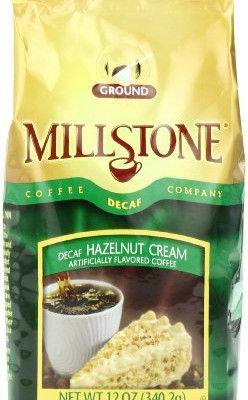 Millstone-Hazelnut-Cream-Decaf-Coffee-12-Ounce-Pack-of-6-0