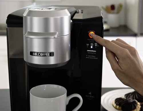 Coffee Consumers Mr Coffee Single Serve Coffee Brewer Bvmc Kg6