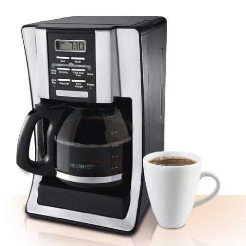 Mr-Coffee-BVMC-SJX33GT-12-Cup-Programmable-Coffeemaker-Chrome-0-1