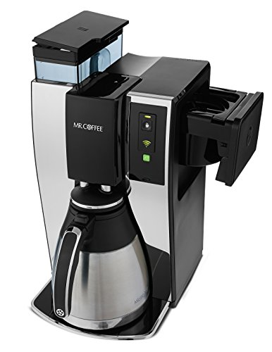 Coffee Consumers Mr.Coffee BVMC-PSTX91WE 10-Cup Optimal Brew Smart Coffeemaker