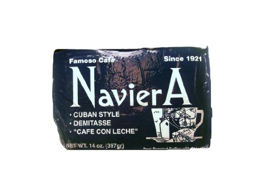 Coffee Consumers Naviera Cuban Style Dark Roasted Coffee