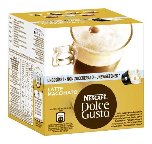 coffee consumers nescaf dolce gusto latte macchiato. Black Bedroom Furniture Sets. Home Design Ideas