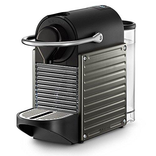 Coffee consumers nespresso pixie espresso maker chrome bundle with 13 pc - Nespresso pixie target ...