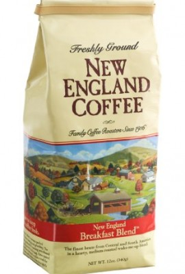 New-England-Ground-Coffee-Breakfast-Blend-12oz-Bag-Pack-of-3-0