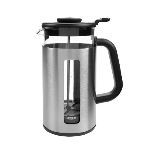 OXO Good Grips French Press Coffee Maker 8 Cup 0 Oxo French Press  Cup