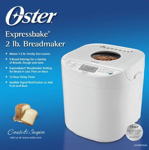 Oster-CKSTBRTW20-2-Pound-Expressbake-Breadmaker-White-0-3