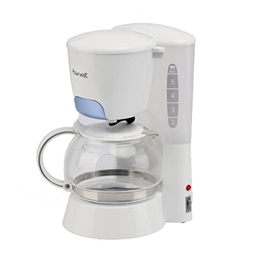 PHY-4-Cup06L-Switch-Coffee-Maker-Coffeemaker-with-Glass-Carafe-Permanent-Filter-Semi-Transparent-Water-Tank-Blue-0