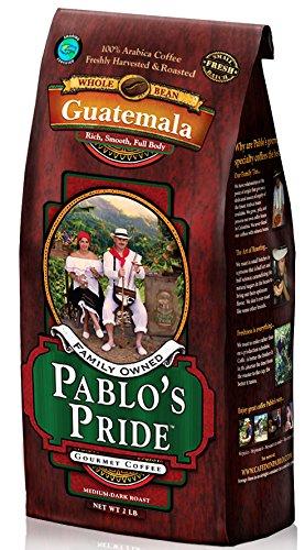 Coffee Consumers 2lb Pablo S Pride Gourmet Coffee