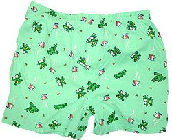 Peace-Frogs-15024-GREEN-LG-Adult-Coffee-Boxer-Green-Large-0