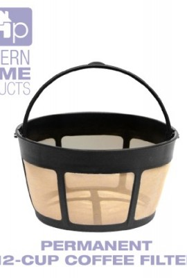 Permanent-12-Cup-Basket-Shape-Gold-Tone-Coffee-Filter-Fits-All-Coffee-Makers-Using-8-12-Cup-Basket-Filters-0