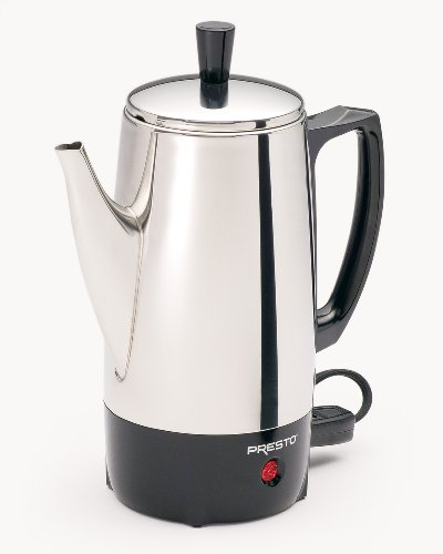 Presto-02822-6-Cup-Stainless-Steel-Coffee-Percolator-0