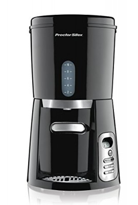 Proctor-Silex-47381A-Brew-Station-10-Cup-Dispensing-Coffeemaker-Black-0