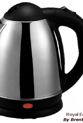 ROYAL-TEA-KETTLE-15-Liter-Stainless-Steel-Electric-Cordless-Hot-Water-0