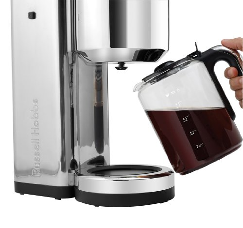 Coffee Consumers Russell Hobbs 8 Cup Coffeemaker