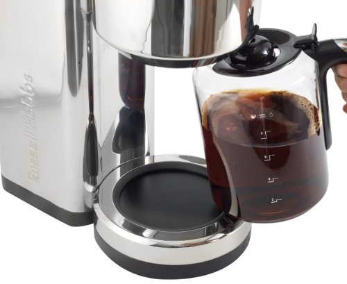 Russell Hobbs Bean To Cup Coffee Maker : Coffee Consumers Russell Hobbs 8 Cup Coffeemaker