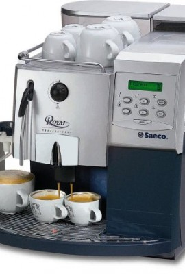 Saeco-21103-Royal-Professional-Fully-Automatic-Espresso-Machine-Silver-and-Blue-0