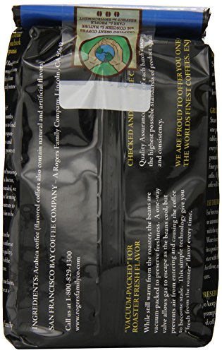 Coffee Maker Repair San Francisco : Coffee Consumers San Francisco Bay Coffee Ground, Decaf French Vanilla, 12 Ounce