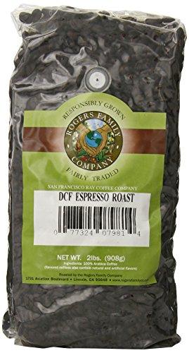 Coffee Maker Repair San Francisco : Coffee Consumers San Francisco Bay Coffee Whole Bean, Decaf Espresso Roast, 32 Ounce