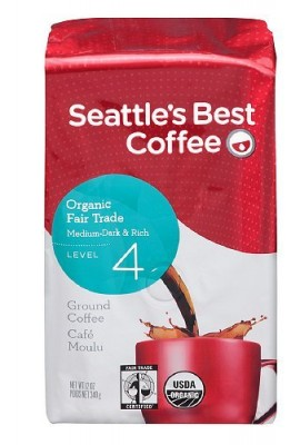 Seattles-Best-Level-4-Organic-Fair-Trade-Ground-Coffee-12-Ounce-Bags-Pack-of-3-0