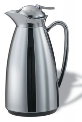 Service-Ideas-CJ1CH-Classy-Insulated-1-Liter-Stainless-Carafe-0