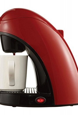 Single-Cup-Coffee-Maker-Red-0