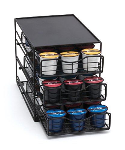 Coffee Consumers | Space Saver High Quality 3 Tier K-cup ...