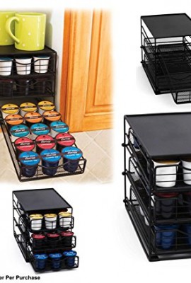 Space-Saver-High-Quality-3-Tier-K-cup-Holder-Storage-Drawers-for-Keurig-K-cup-Coffee-Pods-0