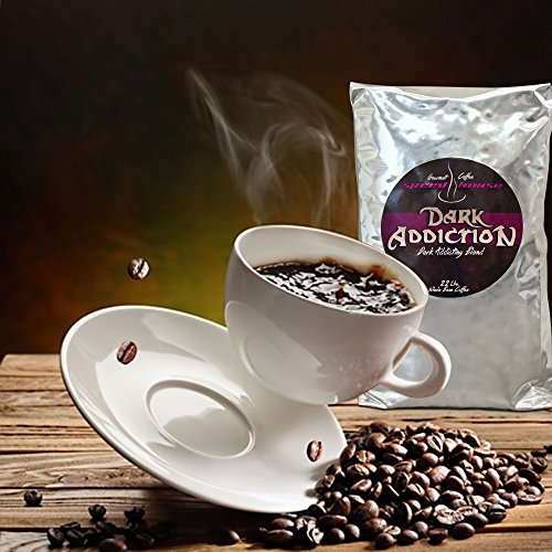 Coffee Consumers | Speed House Gourmet Dark Addiction – Whole Coffee Beans – 2.2lb Bag – Rare ...