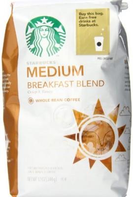 Starbucks-Breakfast-Blend-Coffee-Medium-Whole-Bean-12-Ounce-Bags-Pack-of-3-0