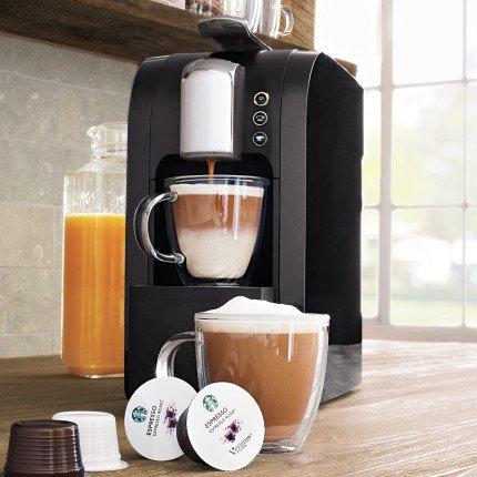 Coffee Consumers Starbucks Veranda Blend Coffee Verismo Pods 96 Count