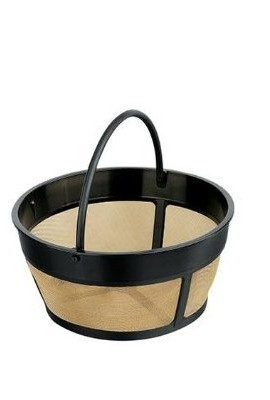 THE-ORIGINAL-GOLDTONE-BRAND-Reusable-Basket-style-10-12-Cup-Coffee-Filter-with-Screen-Bottom-0