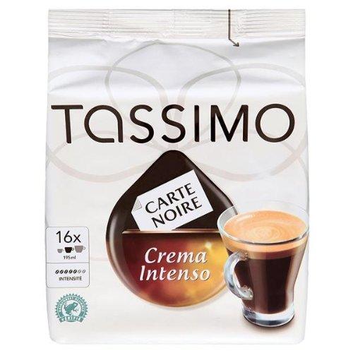 coffee consumers tassimo carte noire cappuccino 3x16s. Black Bedroom Furniture Sets. Home Design Ideas