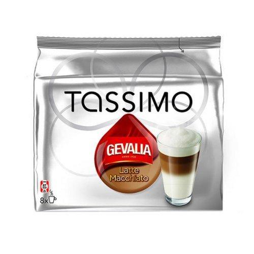 Coffee Consumers | Tassimo Gevalia Latte Macchiato, 16 T