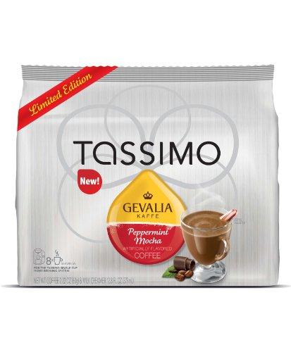 coffee consumers tassimo gevalia peppermint mocha tdiscs. Black Bedroom Furniture Sets. Home Design Ideas