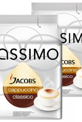Tassimo-Jacobs-Cappuccino-Rainforest-Alliance-Certified-Pack-of-2-2-x-16-T-Discs-8-Servings-0