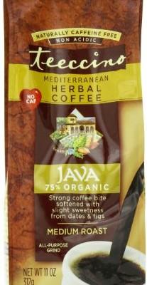 Teeccino-Herbal-Coffee-Mediterranean-Java-Caffeine-Free-11-Ounce-Bags-Pack-of-3-0