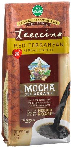 Teeccino-Herbal-Coffee-Mediterranean-Mocha-Caffeine-Free-11-Ounce-Bags-Pack-of-3-0-0