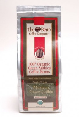 The-Bean-Coffee-Company-Organic-Green-Coffee-Beans-Mexican-16-Ounce-0