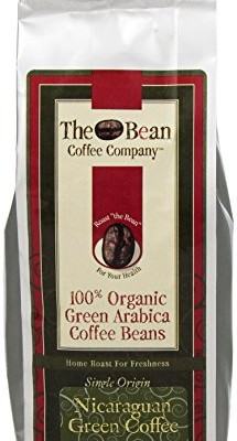 The-Bean-Coffee-Company-Organic-Green-Coffee-Beans-Nicaraguan-16-Ounce-0