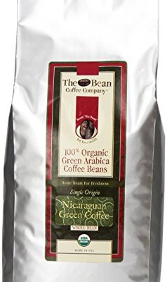 The-Bean-Coffee-Company-Organic-Nicaraguan-Green-Coffee-Beans-72-Ounce-0