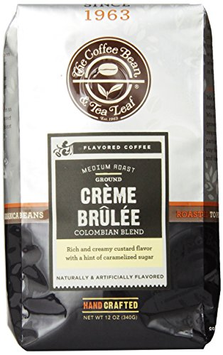 The-Coffee-Bean-Tea-Leaf-Hand-Roasted-Creme-Brulee-Ground-Coffee-12-Ounce-Bags-Pack-of-2-0