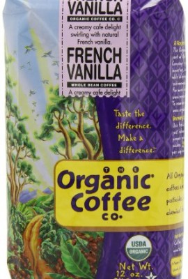 The-Organic-Coffee-Co-Whole-Bean-French-Vanilla-12-Ounce-Pack-of-3-0