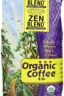 The-Organic-Coffee-Co-Whole-Bean-Zen-Blend-12-Ounce-Pack-of-2-0