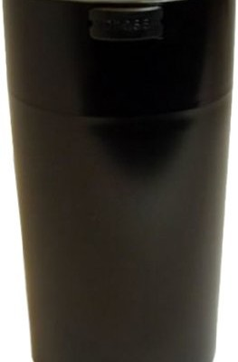 Tightvac-12-Ounce-Vacuum-Sealed-Dry-Goods-Storage-Container-Black-BodyBlack-Cap-0